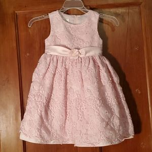 American Princess Light Pink Party Dress Size 4T